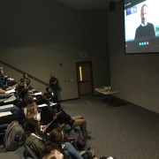 Warhill Students Skype With UN International Human Rights Lawyer