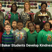 Clara Byrd Baker Students Develop Kindness Projects