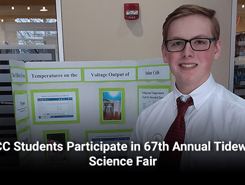 WJCC Students Participate in 67th Annual Tidewater Science Fair