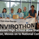 Jamestown High School Wins Statewide Envirothon, Moves on to National Competition