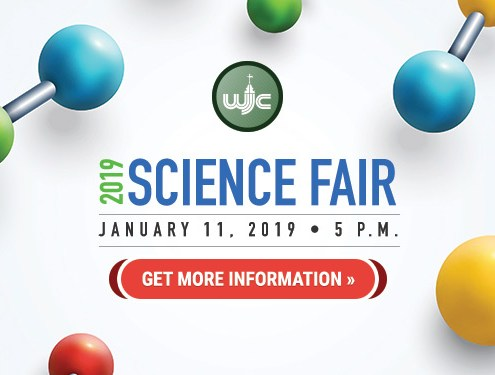 2019 Science Fair - January 11, 2019 - 5 p.m.