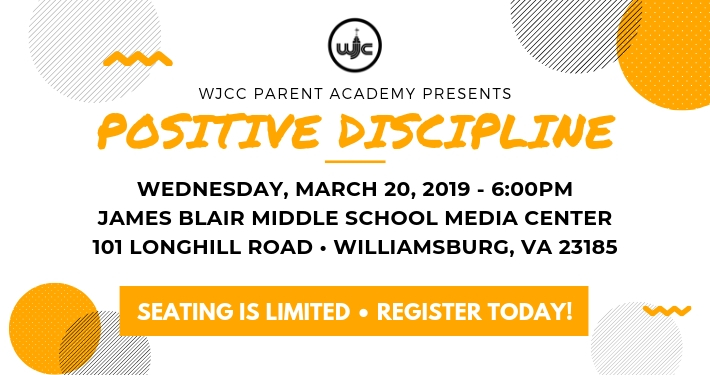 Parent Academy: Positive Discipline