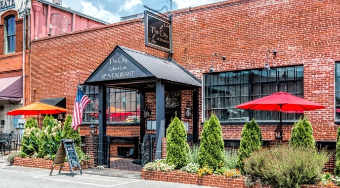 The City Cellar – Cartersville, Georgia