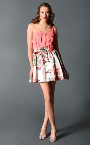 satin-floral-skirt1 charlotte russe