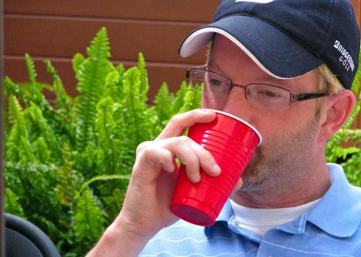 Patrick and the Red Solo Cup