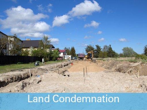 Land Condemnation