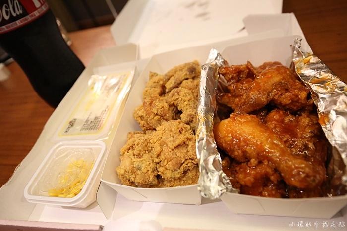 【韓國請飯店叫炸雞攻略】首爾外送宵夜Happy Choice韓式炸雞