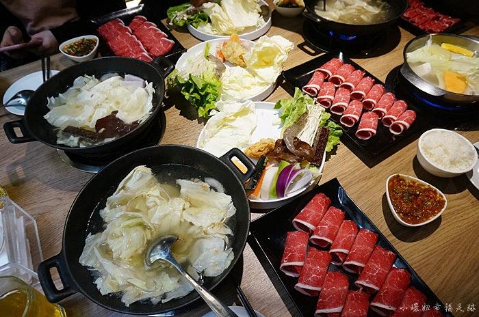 【西門站美食】打狗霸(德立莊店)平價CP高小火鍋,肉片給很大方
