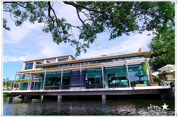 二泉湖畔,新竹峨眉景點,新竹景觀餐廳,新竹民宿,新竹餐廳 @小環妞 幸福足跡