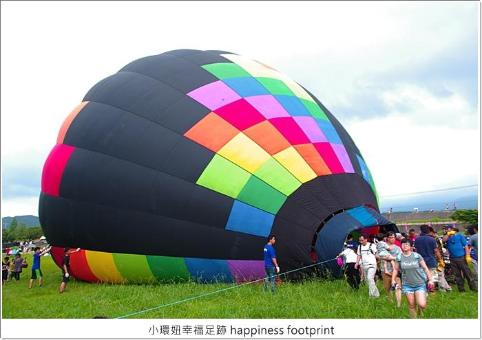 大溪河濱公園熱氣球,大溪熱氣球,大溪熱氣球嘉年華,桃園 熊貓,桃園熱氣球 @小環妞 幸福足跡