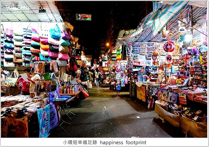 【香港三天兩夜2014(9)】廟街+女人街,大名鼎鼎廟街興記煲仔飯,碰巧參與民主政治!