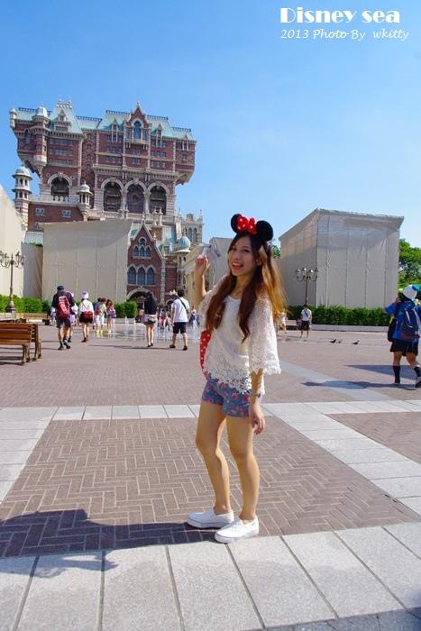 Disney SEA,東京迪士尼必玩,東京迪士尼海洋,東京迪士尼海洋攻略 @小環妞 幸福足跡