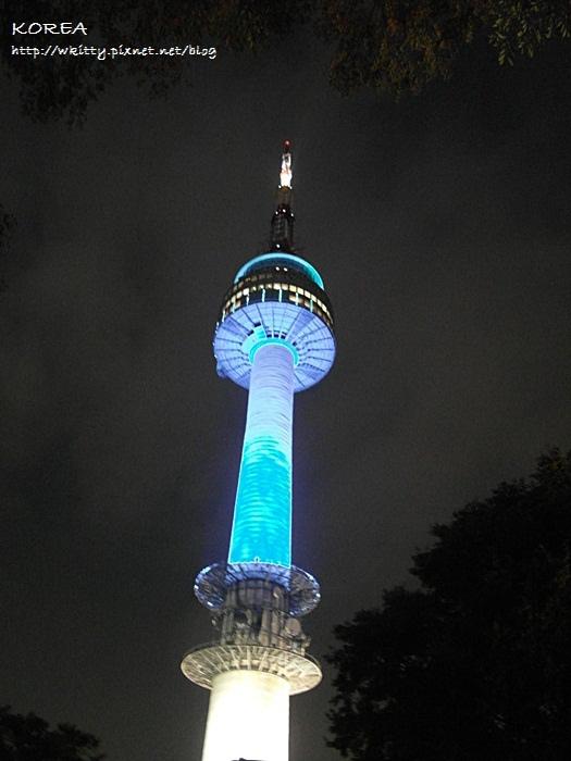 [韓國首爾必遊景點] 首爾塔 ♥ 戀人約會必去,把心鎖起來吧! 2013首爾小旅行(4)