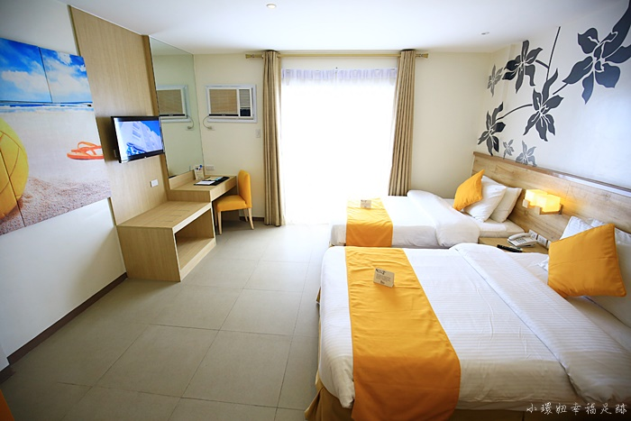 Azalea Hotel,長灘島住宿,長灘島杜鵑花公寓飯店,長灘島自由行,長灘島飯店 @小環妞 幸福足跡