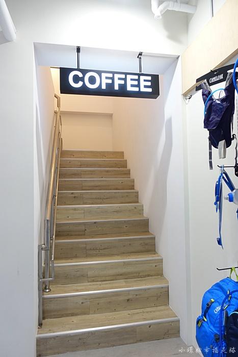 【台北南京復興咖啡店】在三樓咖啡,叢林裡喝咖啡,採光大讚! @小環妞 幸福足跡