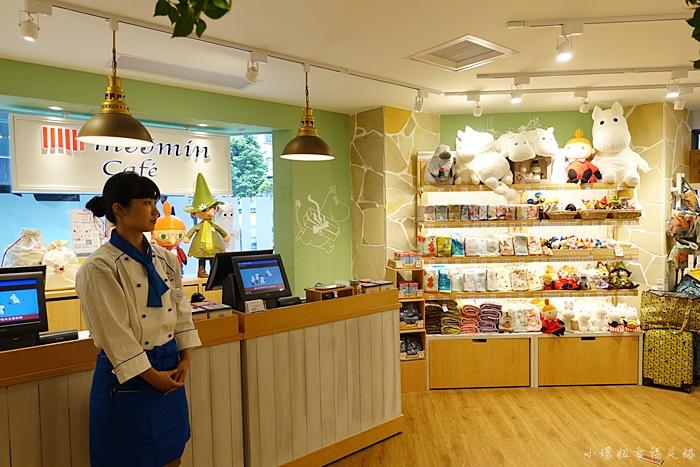 【台灣嚕嚕米主題餐廳】台北東區盛大開幕,可愛嚕嚕米陪你吃飯 @小環妞 幸福足跡