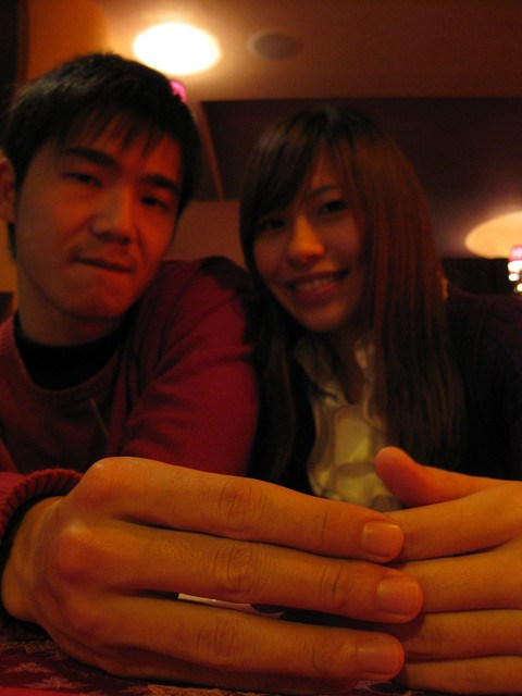 [2010.1.15 夢想] @小環妞 幸福足跡