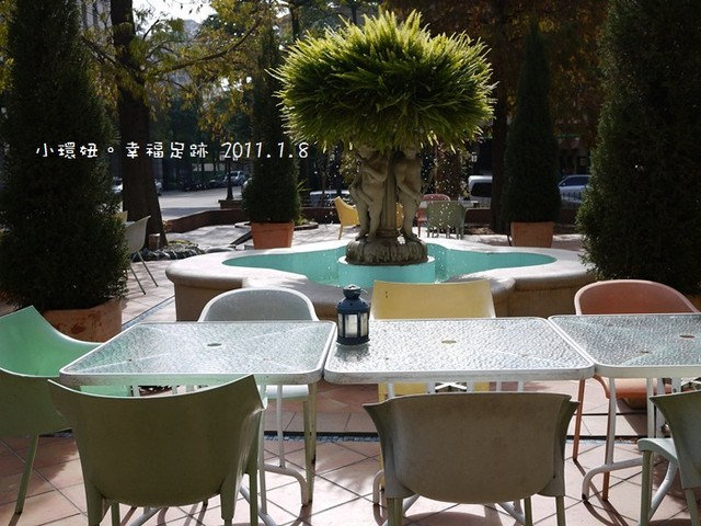 [♧美食♧-台中~在歐洲浪漫氣氛中用個餐吧。市政小義大利] @小環妞 幸福足跡