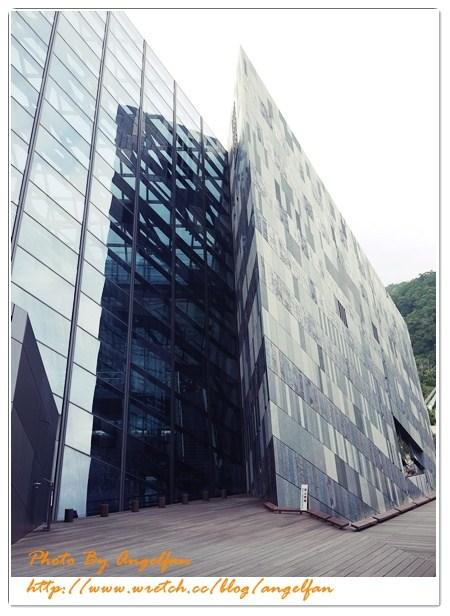 [玩♡宜蘭]-最美麗的建築物~蘭陽博物館 @小環妞 幸福足跡