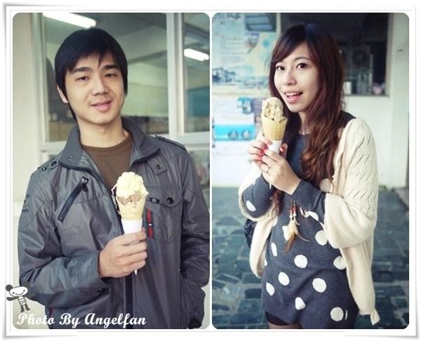 [玩♡花蓮]-吃冰淇淋才是重點。花蓮(光復)糖廠 @小環妞 幸福足跡