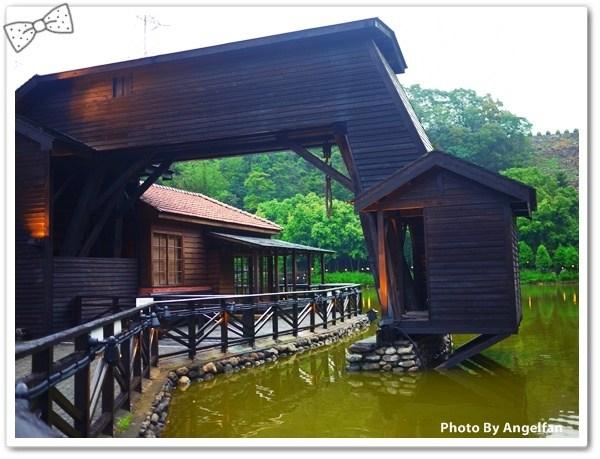 [玩♡南投]最美的車站在水裡。車埕車站 @小環妞 幸福足跡