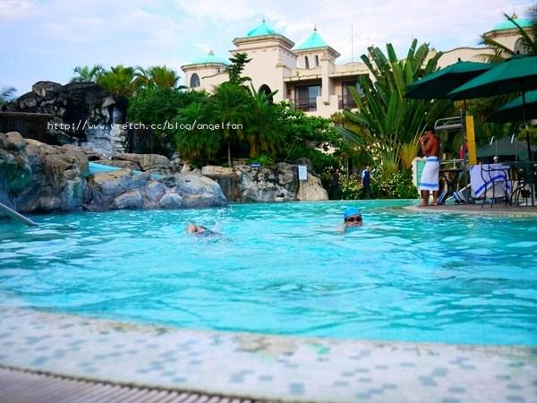 [花蓮住宿推薦]花蓮理想大地渡假飯店。在台灣也能享受威尼斯水上風情(上) @小環妞 幸福足跡