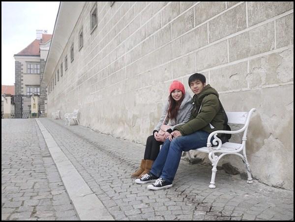 ❤Love in 捷克-7❤最新置產,我們在捷克買房子了!~Telc @小環妞 幸福足跡