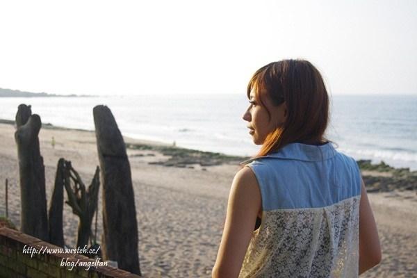 [台北景觀餐廳] 浪漫老梅,蔚藍的海~莎蜜拉海岸咖啡坊 @小環妞 幸福足跡