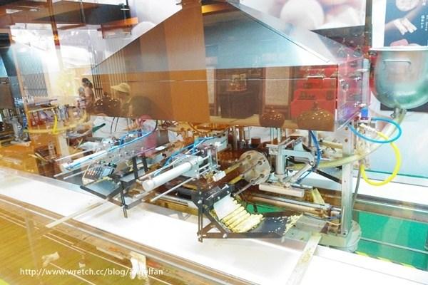 [台北土城] 手信坊創意和菓子文化館,錯覺?我正在日本京都賞櫻花 @小環妞 幸福足跡