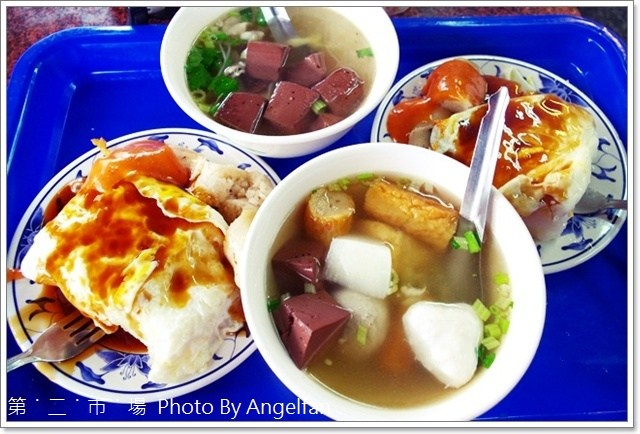 [台中小吃] 第二市場(王菜頭粿糯米腸。老賴紅茶)♥尋找古早味的感動 @小環妞 幸福足跡