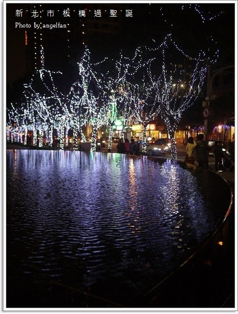 [台北板橋耶誕城]˙全台灣最高聖誕樹˙歡樂耶誕城(新北板橋) @小環妞 幸福足跡