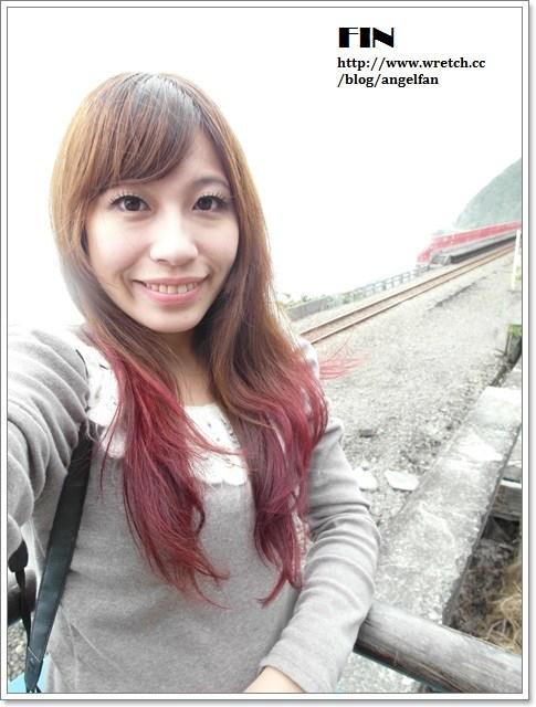 ▌髮記 ▌亞麻綠+紅紫色的繽紛雙色染 ♥ 變成眾人的焦點了! @小環妞 幸福足跡