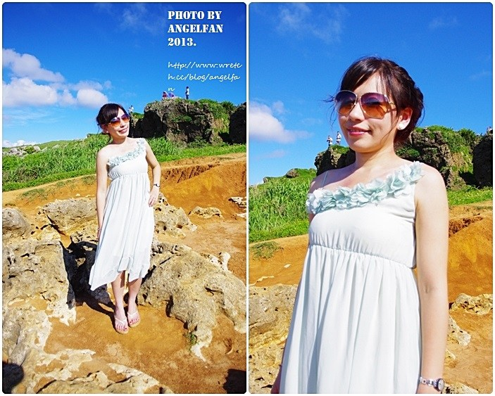▌穿搭 ▌豔陽海邊這樣穿 ♥ 7LOOK閃亮夏日服 @小環妞 幸福足跡