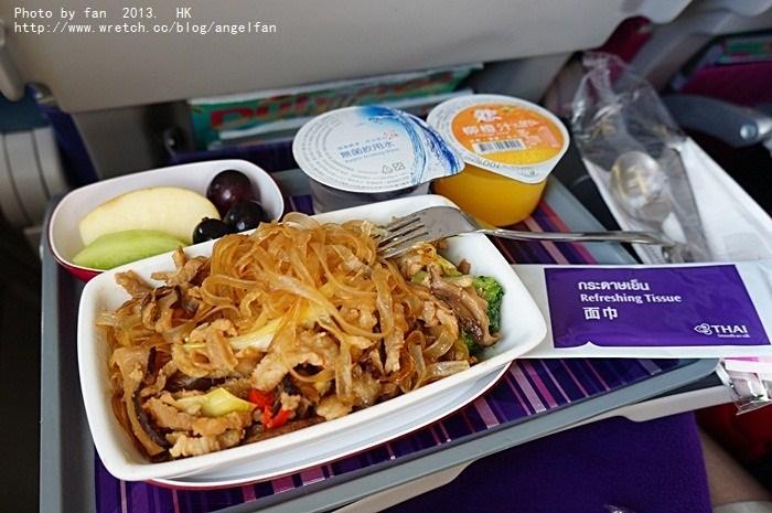 泰國航空,泰國航空 香港 @小環妞 幸福足跡