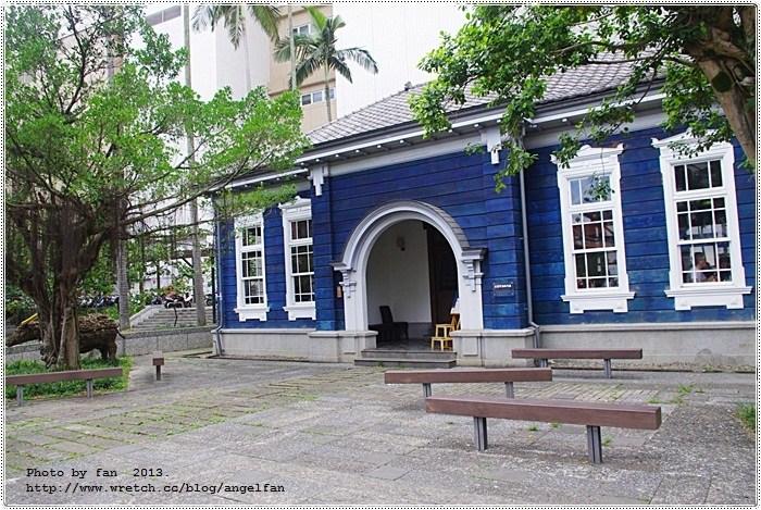 [宜蘭美食]藍屋Le Grand Bleu ♥ 在監獄裡用餐,超特殊的聚餐經驗 @小環妞 幸福足跡