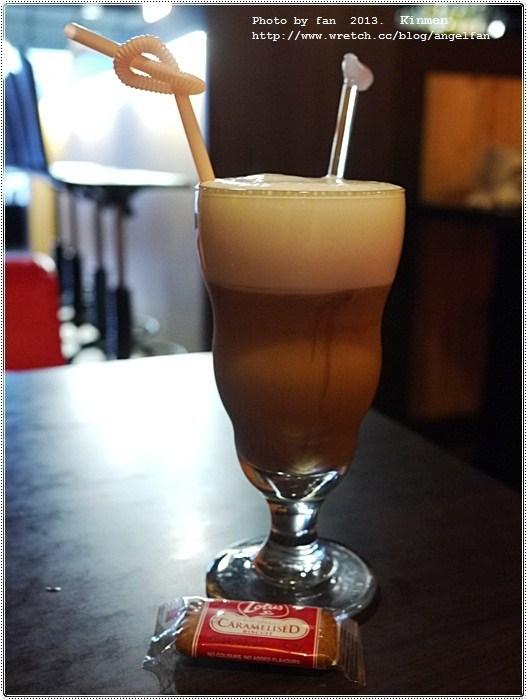[金門咖啡廳]˙Lin+Coffee ♥ 金門旅途中繼站,正妹女僕咖啡廳,夏旅戰地金門 @小環妞 幸福足跡