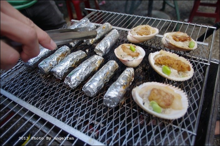 [中秋節特輯]上山烤肉去 ♥ 花岩山林花園餐廳 @小環妞 幸福足跡