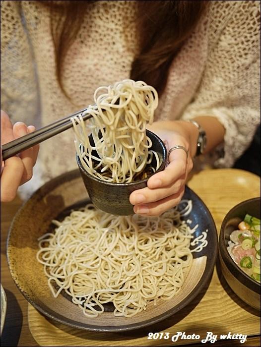 台北 日本料理,台北 蕎麥麵,台北必吃美食,台北美食推薦,東區美食推薦 @小環妞 幸福足跡