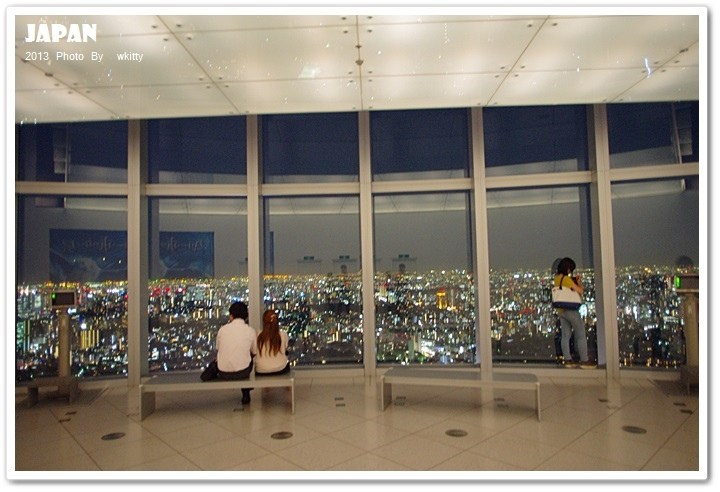 [東京夜景推薦] 六本木森大樓52F ♥ 東京夜景第一選擇,初見東京鐵塔的感動(9) @小環妞 幸福足跡