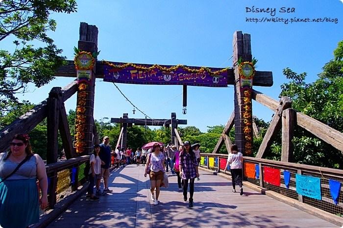 Disney SEA,東京迪士尼必玩,東京迪士尼攻略,東京迪士尼樂園,東京迪士尼海洋 @小環妞 幸福足跡