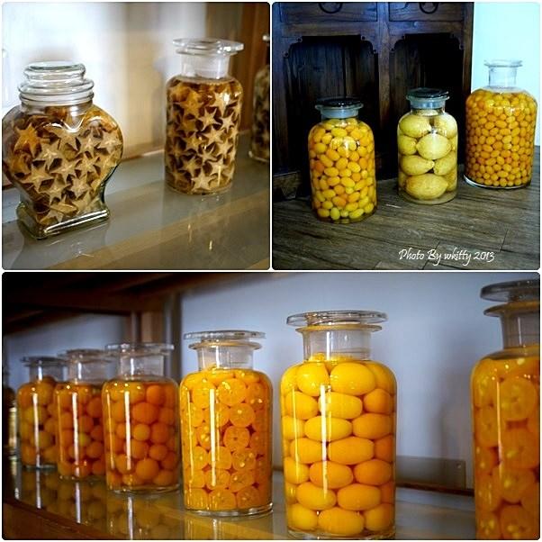 [宜蘭行程]˙橘之鄉蜜餞形象館 ♥ 來到巨人村? 甜蜜的蜜餞工廠 @小環妞 幸福足跡