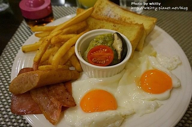 【台北中山站美食】Chez Moi 來我家吧 ♥ 溫馨早午餐 @小環妞 幸福足跡