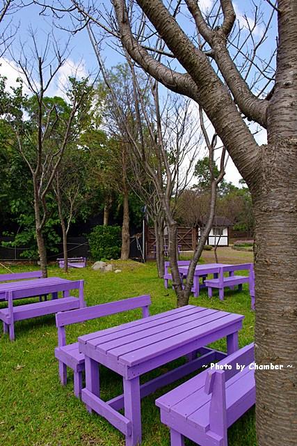 ▌環島 ▌桃園復興,徜徉在歐風農場 ♥ 綠光森林 @小環妞 幸福足跡