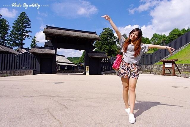 [東京自由行] 箱根關所♥ 眺望美麗的箱根町港,江戶時代交通關卡(25) @小環妞 幸福足跡