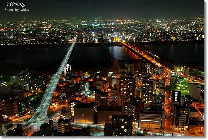 [大阪夜景] 梅田空中庭園景觀台(5) @小環妞 幸福足跡