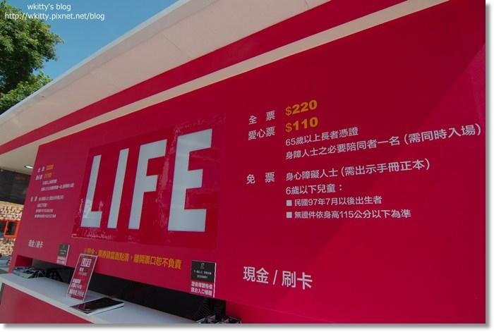 ▌展覽 ▌【LIFE:看見生活-經典人生攝影展】 ♥ 松山文創園區,用照片看見人生! @小環妞 幸福足跡