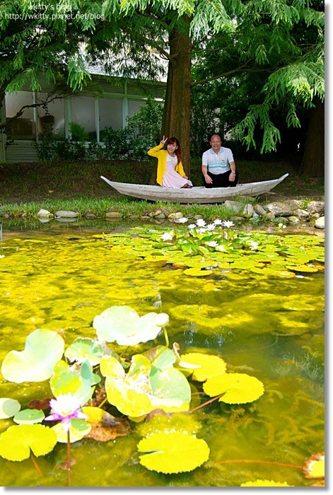 [苗栗景點] 魔法莊園*vilavilla ♥ 峇里島風情,魔法森林中的樹屋好童話! @小環妞 幸福足跡