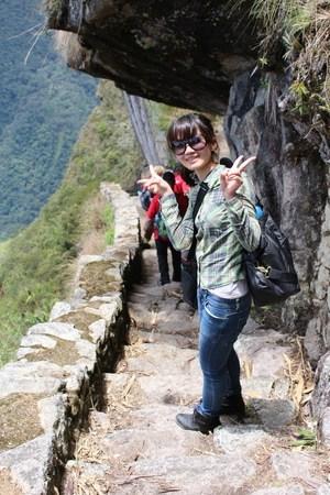 【古哥遊記】祕魯&玻利維亞兩三事 (一個女孩獨自一人勇闖馬丘比丘、天空之鏡的勇氣故事) @小環妞 幸福足跡