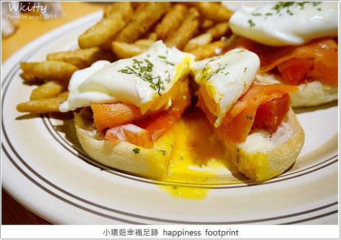 【捷運東門站美食推薦】肯恩廚房FOCUS KITCHEN,隱藏於巷弄中的美味,早午餐、漢堡、墨西哥料理都好吃! @小環妞 幸福足跡