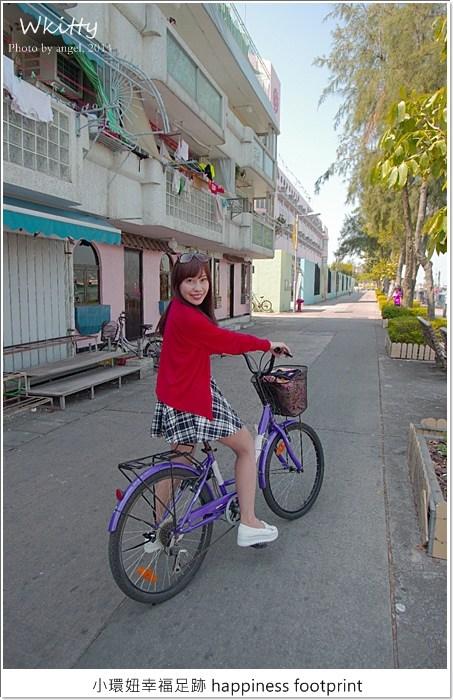 【香港景點(10)】長洲半日遊♥ 騎腳踏車逛香港離島小漁村,張保仔洞、興樂菜館、新照記魚丸 @小環妞 幸福足跡
